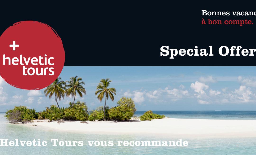 Offres spéciales Helvetic Tour