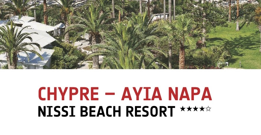Chypres – Ayia Napa